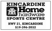 Kincardine Home Hardware