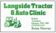 Langside Tractor & Auto Clinic