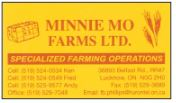 Minnie Mo Farms