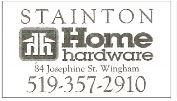 Stainton's Home Hardware